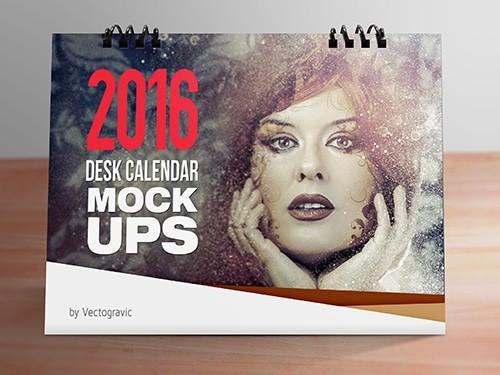 Dsek Calendar Mockup