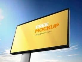 Outdoor Sign Mockups