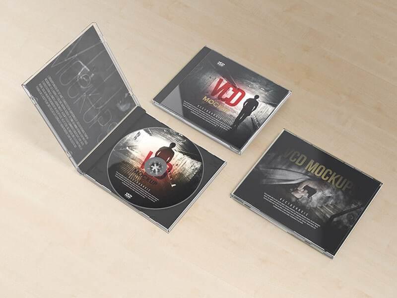 VCD Jewel case mockups 04