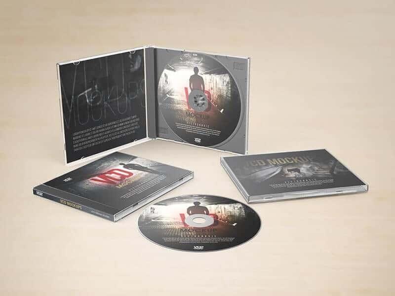 VCD Jewel case mockups 01