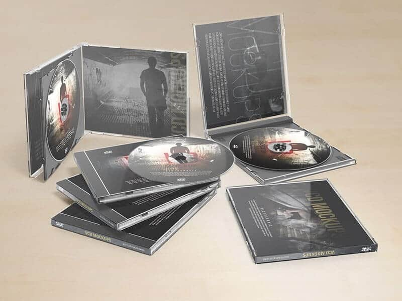 VCD Jewel case mockups 05