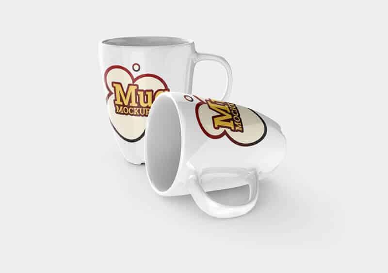 Various Mug Mockup Templates