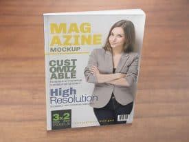 Magazine Mockups v2