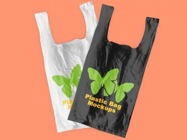 Plastic Bag Mock ups