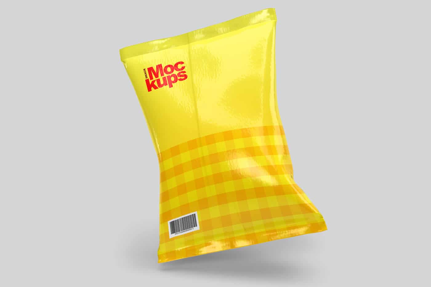 Snack Packaging Mockup 03