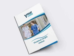 01 Healthcare Brochure Template