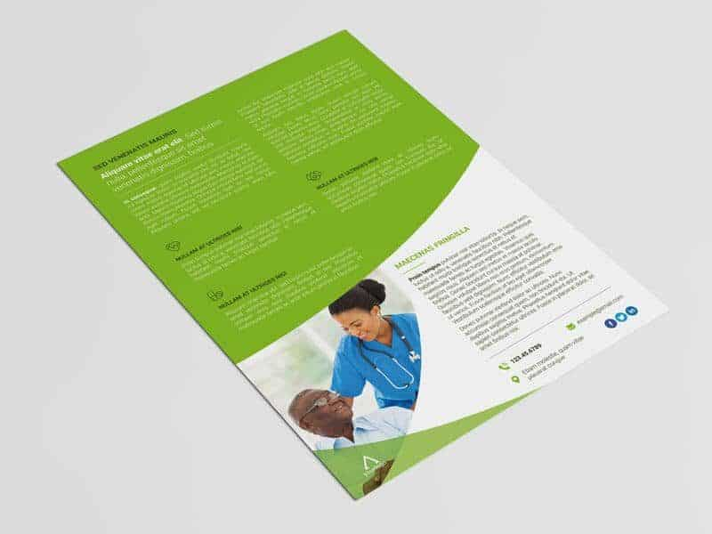 Medicare Flyer Template