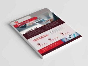 04 IT and Technology Flyer Template v2