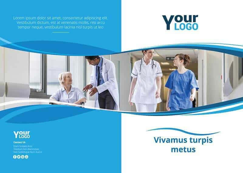 Healthcare Brochure Template