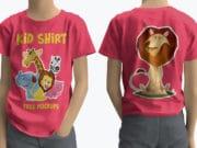 Kids Shirt Mockups