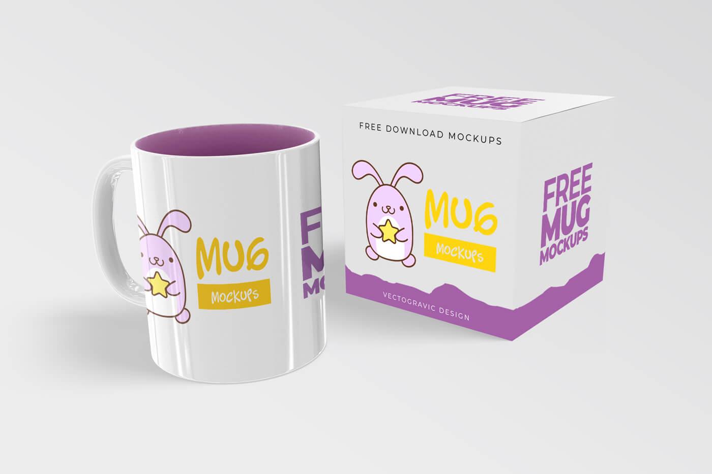 Free Mug Mockups 02