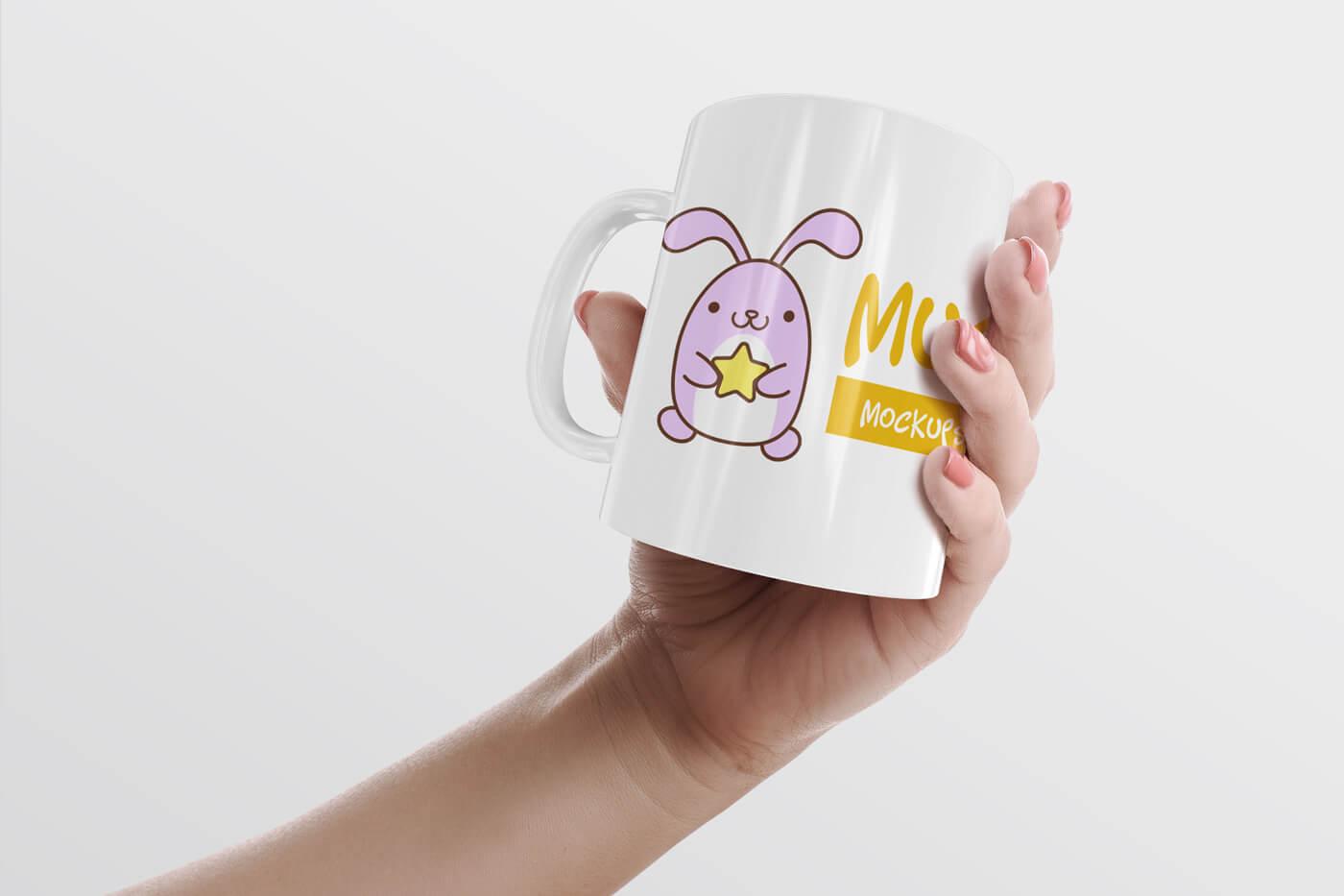 Free Mug Mockups 03
