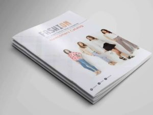 01 A4 Fashion Catalog