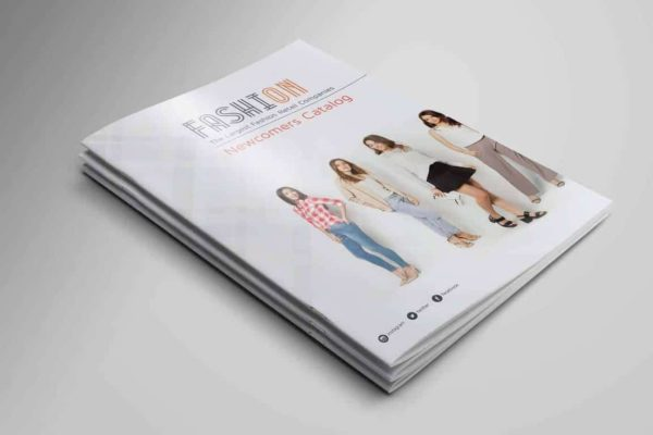 A4 Fashion Catalog