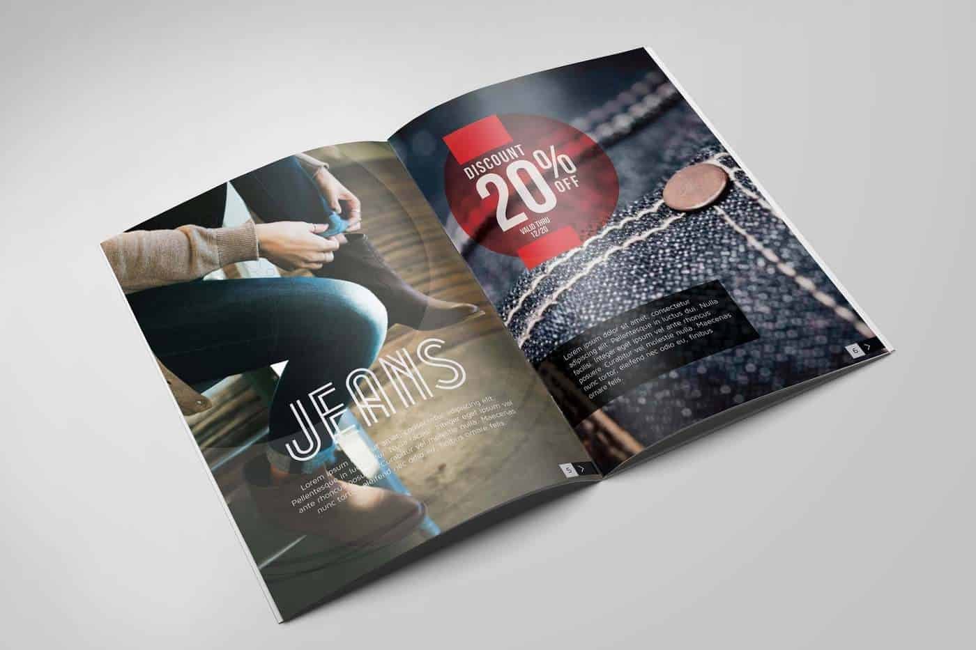 A4 Fashion Catalog