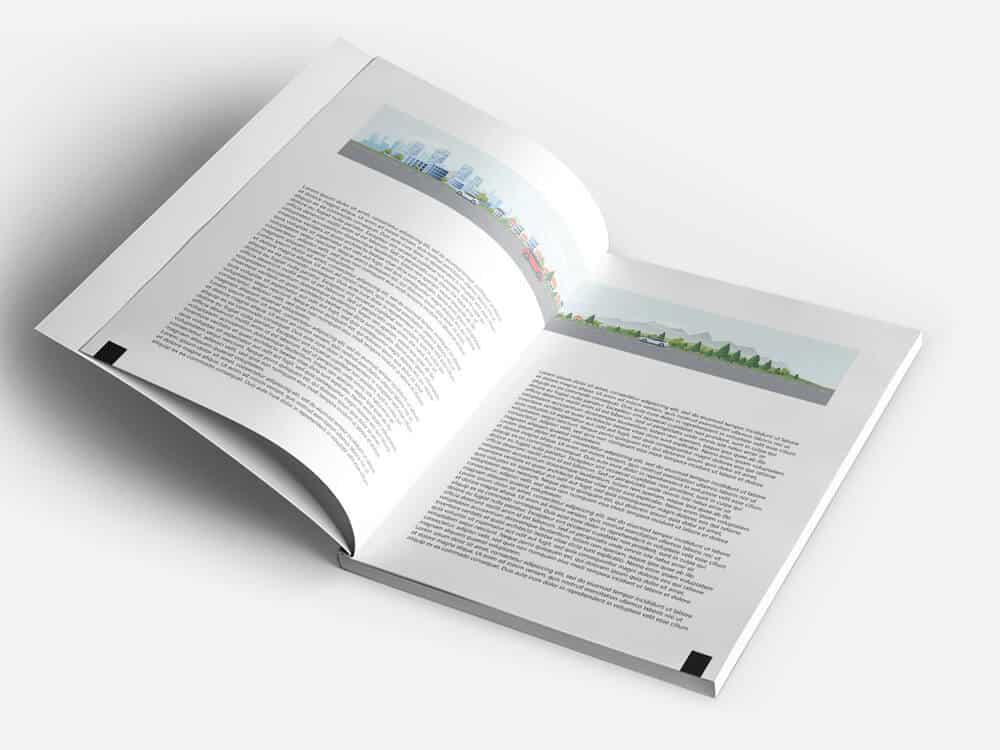 Book or Magazine Mockups 03