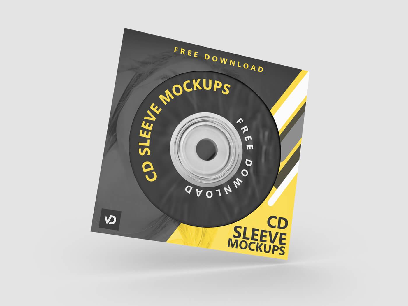 CD Sleeve Mockup 04