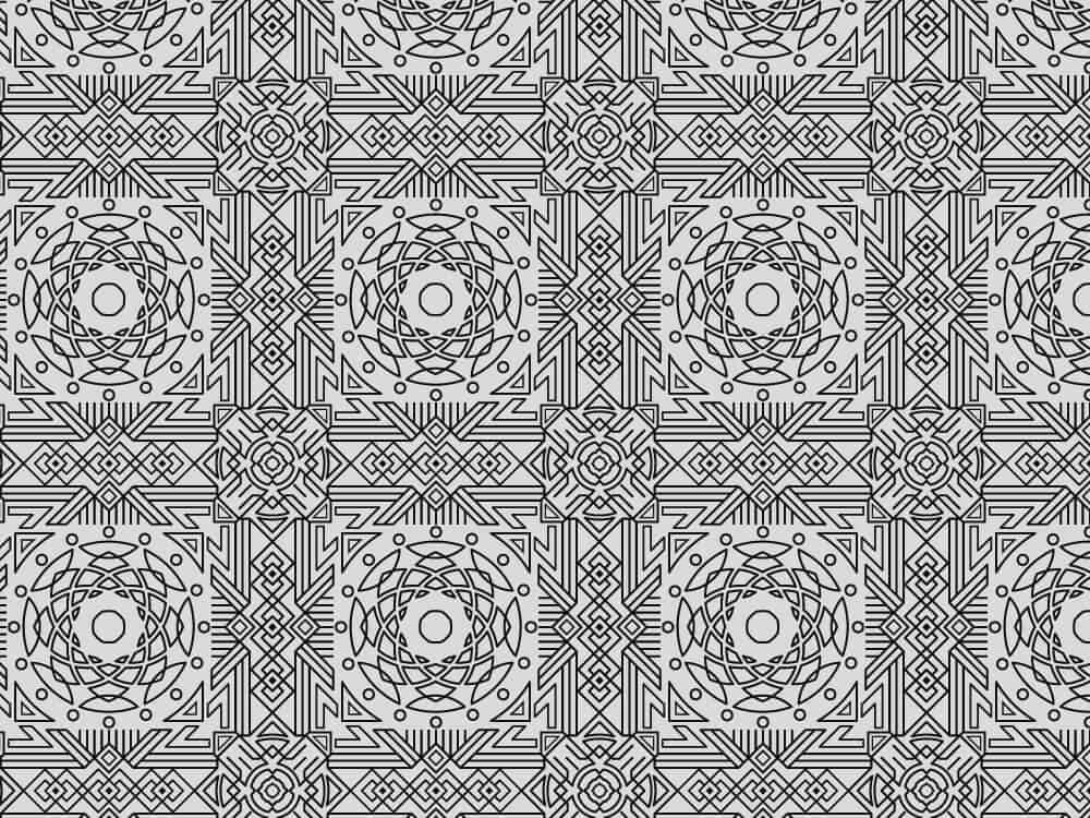 Three Illustrator Seamless Patterns