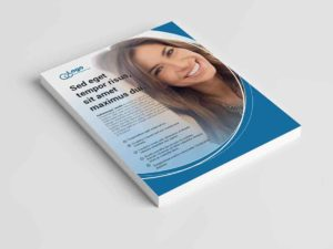 Dental Service Flyer Template v2