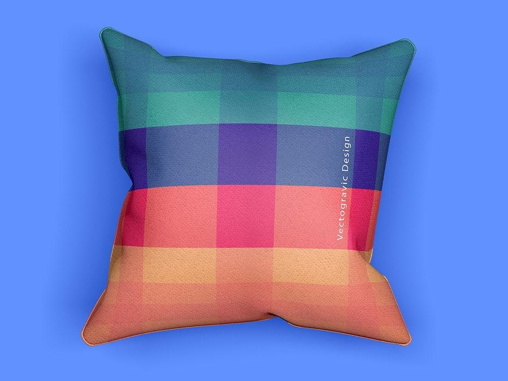 Customizable Pillow Mockups