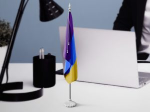 Table Mini Flag Mockups 01