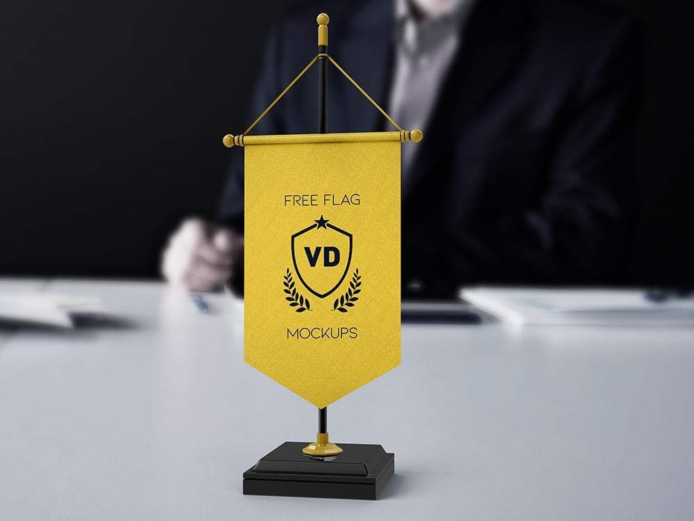 Table Mini Flag Mockups 02