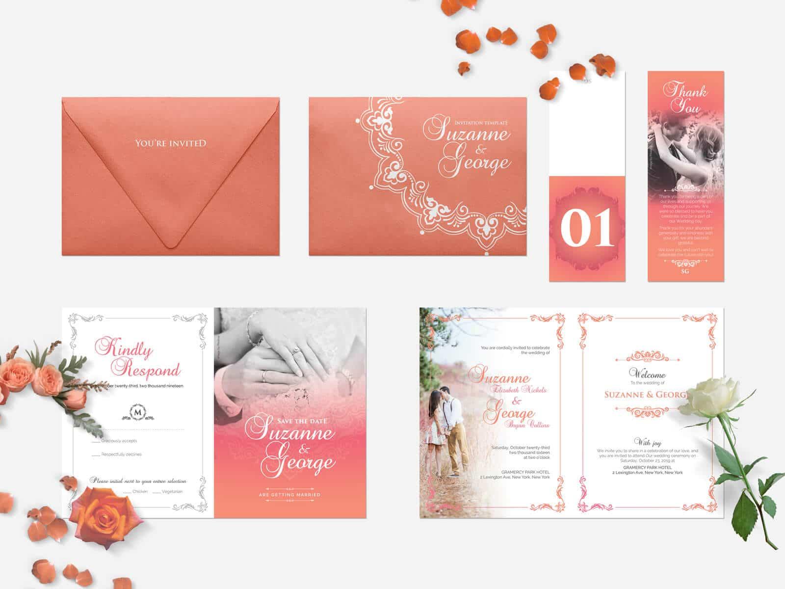 A7 Contour Flap Envelopes Invitation width=