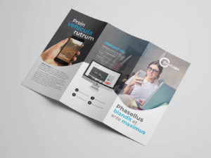 Multipurpose Trifold Flyer Template 01