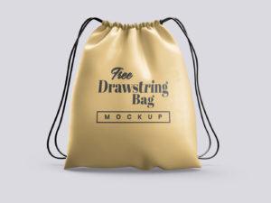 Drawstring-Bag-Mockup